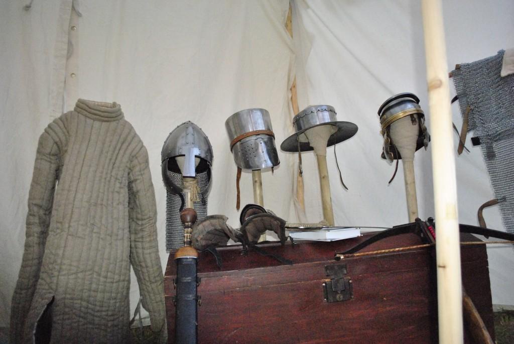 Die Helme der Rittolas